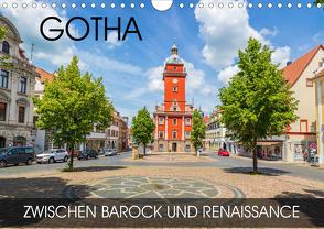 Gotha – zwischen Barock und Renaissance (Wandkalender 2020 DIN A4 quer) von Thoermer,  Val