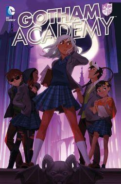 Gotham Academy von Fletcher,  Brenden