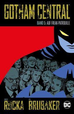 Gotham Central von Alexander,  Jason, Althoff,  Gerlinde, Brubaker,  Ed, Gaudiano,  Stefano, Lark,  Michael, Rucka,  Greg