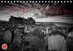 Gothic Fantasy (Tischkalender 2019 DIN A5 quer) von Cross,  Martina