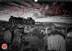 Gothic Fantasy (Wandkalender 2019 DIN A3 quer) von Cross,  Martina