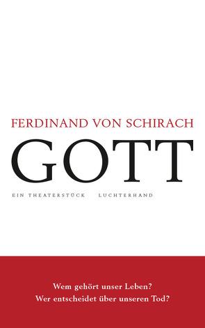 GOTT von Schirach,  Ferdinand von