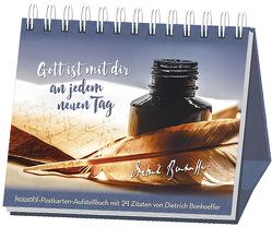 Gott ist mit dir an jedem neuen Tag von Bonhoeffer,  Dietrich