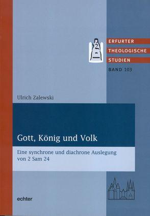 Gott, König und Volk von Zalewski,  Ulrich