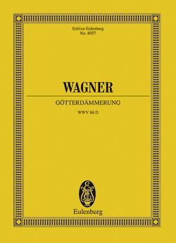 Götterdämmerung von Fladt,  Hartmut, Wagner,  Richard