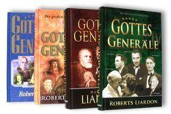 Gottes Generäle Bände 1 bis 4 zusammen von Liardon,  Roberts
