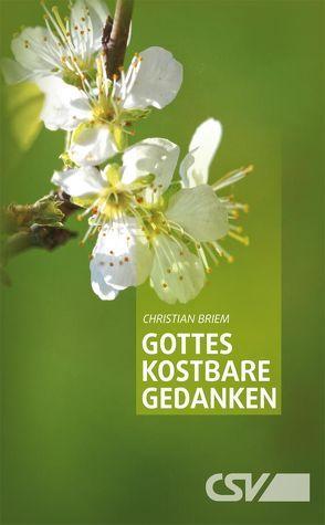 Gottes kostbare Gedanken von Briem,  Christian
