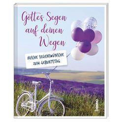 Geschenkbuch »Gottes Segen auf deinen Wegen« von Bauch,  Volker