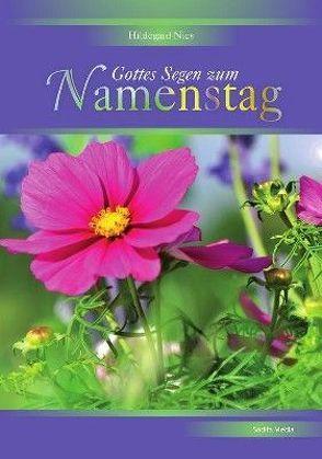 Gottes Segen zum Namenstag – Nr. 653 von Nies,  Hildegard