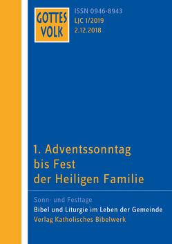 Gottes Volk LJ C1/2019 von Hartmann,  Michael, Thome,  Felix