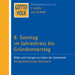 Gottes Volk LJ C3/2019 CD-ROM
