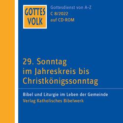 Gottes Volk LJ C8/2022 CD-ROM von Hartmann,  Michael, Kettenhofen,  Monika