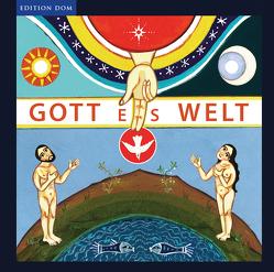 Gottes Welt von Hayes,  Cornelia, Naumez,  Daria