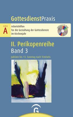 Gottesdienstpraxis Serie A, Perikopenreihe II / Jubilate bis 10. Sonntag nach Trinitatis von Welke-Holtmann,  Sigrun