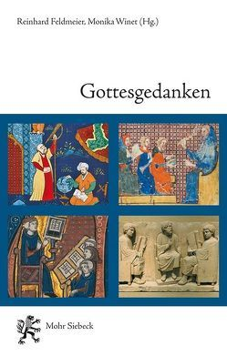 Gottesgedanken von Feldmeier,  Reinhard, Toral-Niehoff,  Isabel, Winet,  Monika