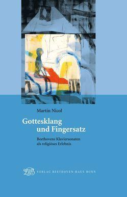 Gottesklang und Fingersatz von Nicol,  Martin