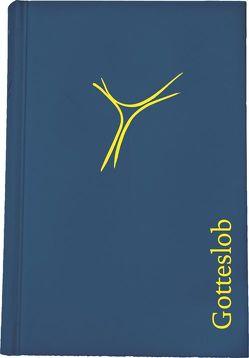Gotteslob – Großdruckausgabe blau von Erzdiözese Bamberg