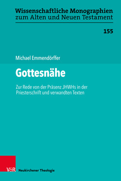 Gottesnähe von Breytenbach,  Cilliers, Emmendörffer,  Michael, Leuenberger,  Martin, Schnocks,  Johannes, Tilly,  Michael