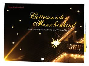 Gotteswunder Menschenkind von Breitenbach,  Roland
