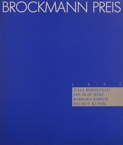 Gottfried-Brockmann-Preis von Damsch-Wiehager,  Renate, Nievers,  Knut