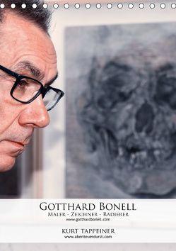 Gotthard Bonell Maler – Zeichner – Radierer (Tischkalender 2019 DIN A5 hoch)