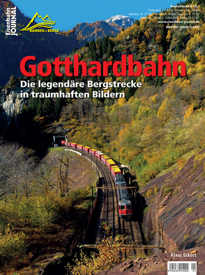 Gotthardbahn von Eckert,  Klaus