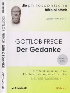 Gottlob Frege – Der Gedanke von Frege,  Gottlob