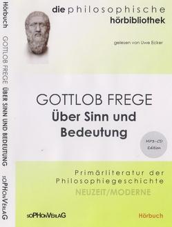 Gottlob Frege – Über Sinn und Bedeutung von Frege,  Gottlob