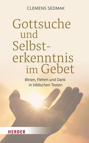 Gottsuche und Selbsterkenntnis im Gebet von Sedmak,  Clemens