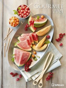 Gourmet 2021 – Foto-Kalender – Poster-Kalender – 48×64 – Rezepte – Küche von Pranschke,  Rafael