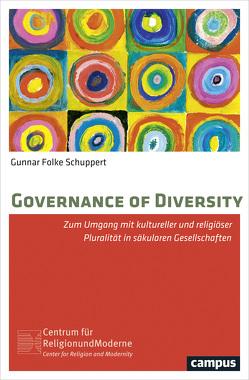 Governance of Diversity von Schuppert,  Gunnar Folke