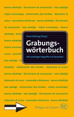 Grabungswörterbuch von Kieburg,  Anna