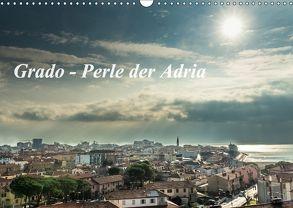 Grado – Perle der Adria (Wandkalender 2018 DIN A3 quer) von cmarits,  hannes