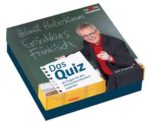 Gräschkurs Fränkisch – Das Quiz von Haberkamm,  Helmut