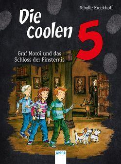 Graf Moroi und das Schloss der Finsternis von Fredrich,  Volker, Rieckhoff,  Sibylle