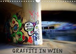 Graffiti in Wien (Wandkalender 2021 DIN A4 quer) von Peter & Alessandra Seitz,  Werk2