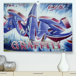 Graffiti – Kunst aus der Dose (Premium, hochwertiger DIN A2 Wandkalender 2020, Kunstdruck in Hochglanz) von ACME