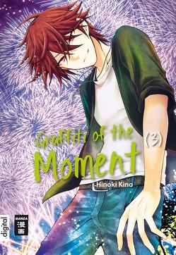 Graffiti of the Moment 03 von Ilgert,  Sakura, Kino,  Hinoki