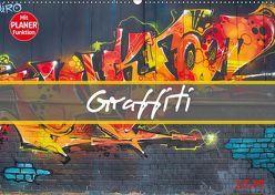 Graffiti (Wandkalender 2019 DIN A2 quer) von Meutzner,  Dirk