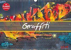 Graffiti (Wandkalender 2019 DIN A3 quer) von Meutzner,  Dirk