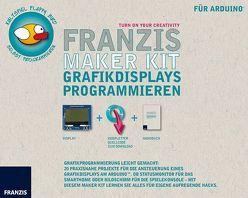 Grafikdisplays programmieren von Baum,  Thomas, Kainka,  Fabian