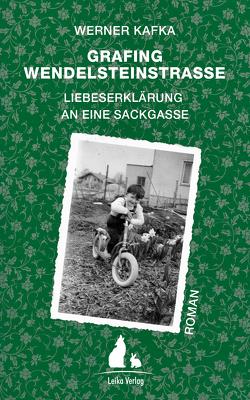 Grafing von Kafka,  Werner