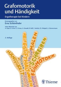 Grafomotorik und Händigkeit von Schönthaler,  Erna