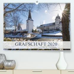 Grafschaft ~ Am Fuße des Wilzenbergs (Premium, hochwertiger DIN A2 Wandkalender 2020, Kunstdruck in Hochglanz) von Bücker,  Heidi
