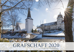 Grafschaft ~ Am Fuße des Wilzenbergs (Wandkalender 2020 DIN A3 quer) von Bücker,  Heidi