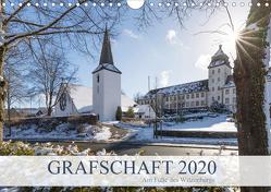 Grafschaft ~ Am Fuße des Wilzenbergs (Wandkalender 2020 DIN A4 quer) von Bücker,  Heidi