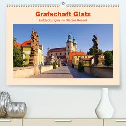 Grafschaft Glatz – Entdeckungen im Glatzer Kessel (Premium, hochwertiger DIN A2 Wandkalender 2021, Kunstdruck in Hochglanz) von LianeM