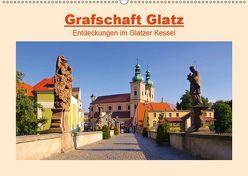 Grafschaft Glatz – Entdeckungen im Glatzer Kessel (Wandkalender 2019 DIN A2 quer) von LianeM