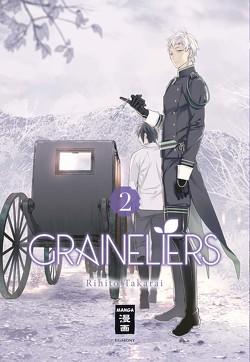 Graineliers 02 von Hammond,  Monika, Takarai,  Rihito