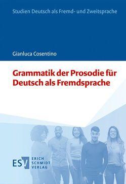 Grammatik der Prosodie für Deutsch als Fremdsprache von Cosentino,  Gianluca